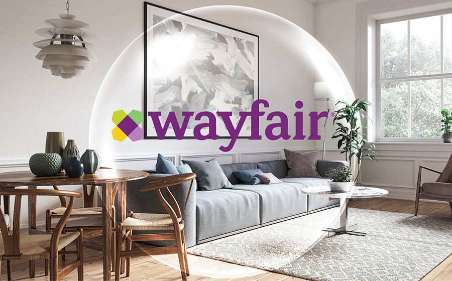 "New marketplace: ""Wayfair, you've got just what I need!"""