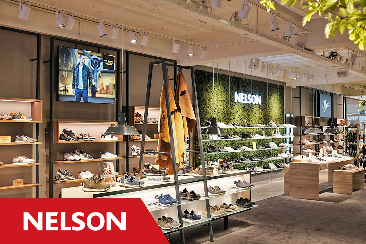 SUCCESS STORY: Nelson Shoes