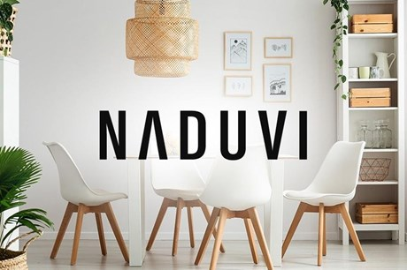 New marketplace NADUVI: the 'solution for overstock' in the home & living market.